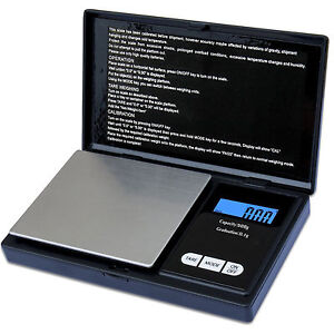 0.1G-500G DIGITAL POCKET WEIGHING MINI SCALES GOLD KITCHEN JEWELLERY SCALE HERBS 7091046887741