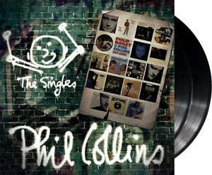 Phil-Collins-034-the-singles-034-Vinyl-2LP-NEU-2018-Greatest-hits-Best-of-Album