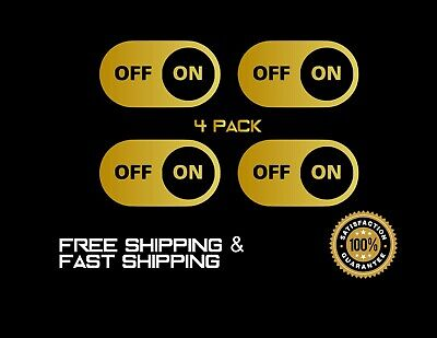 set 26x sticker car button switch on off jdm decal tuning tribal kit starter r7