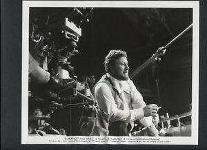 Peter Ustinov Directs On Set 1961 Romanoff Juliet Cold War