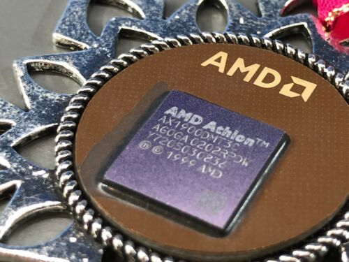ChipScapes #2 AMD,IBM,S3 3 Christmas Ornament Set Flipped Computer Chips