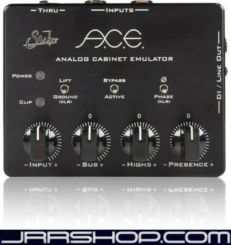 Suhr ACE Analog Cabinet Emulator Pedal JRR Shop
