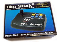 Nuevo tipo de lucha STICK Arcade Controlador para SNES Super Famicom Sega Mega Unidad