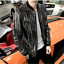 Hot-Mens-Shiny-Sequins-Casual-Nightclub-Singer-Jacket-Slim-Fit-Plus-Size-Coat thumbnail 11