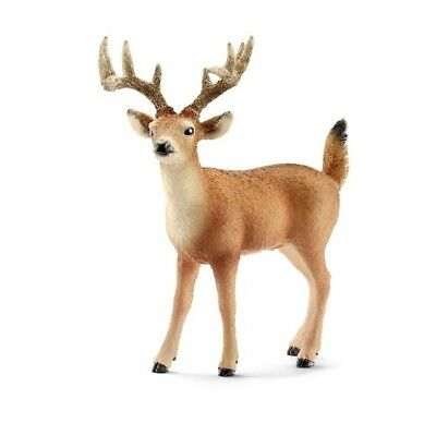 White-tailed doe deer 14710 sweet strong Schleich Anywheres a Playground