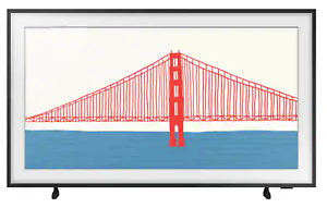 "Samsung 50"" The Frame QLED 4k Smart TV QN50LS03AA (2021)"