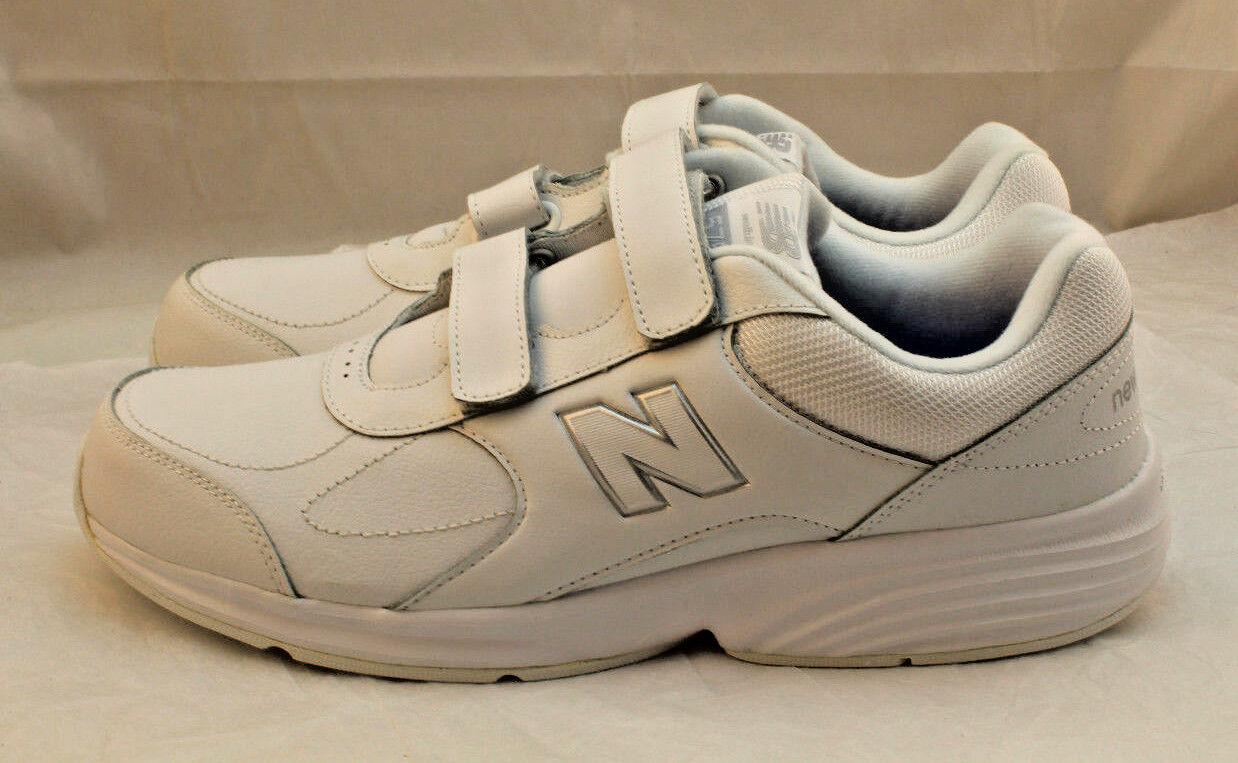 Nuevo En Caja New Balance D blancoo Caminar marche Ortholite Zapatos de hombre MW575WV2
