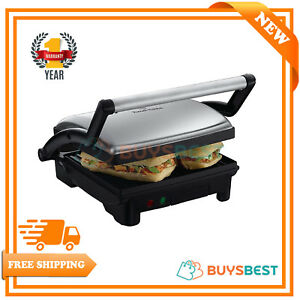 Russell Hobbs 3 In 1 Panini Grill Amp Griddle Sandwich