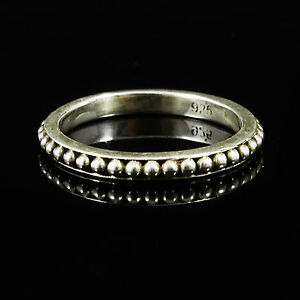 Image is loading 925-Sterling-Silver-Beautiful-Women-Fashion-Plain-Ring- 6cc5d7e34f