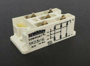SKD31-16 SEMIKRON MODULE SKD31//16