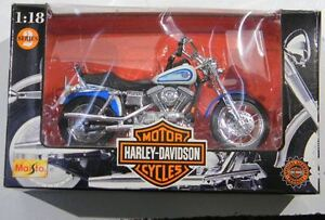 Maisto Harley-Davidson Motorcycle Series 2 1:18 Scale FXSTS Springer Softa#31360