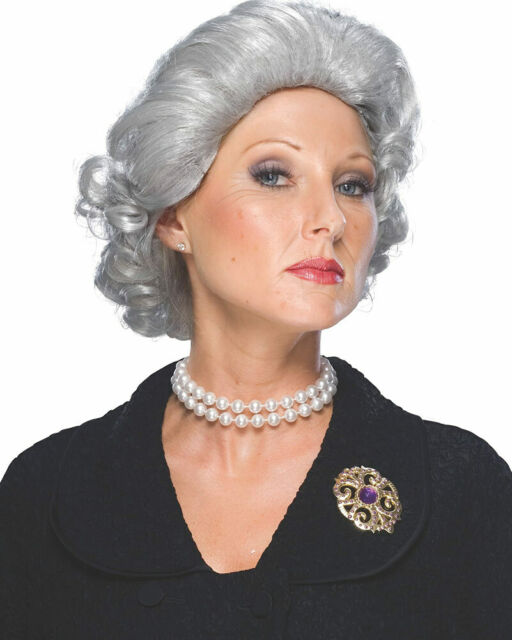 Queen Wig One Size