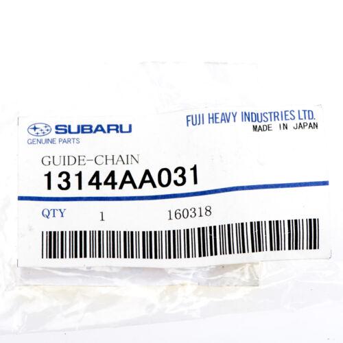 OEM 01-09 Subaru Engine Timing Chain Guide Legacy Outback Tribeca MPN 13144AA031