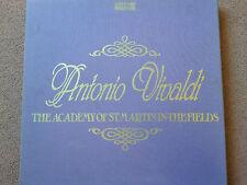Argo D101D 10: Vivaldi, ASMF, Marriner, UK 10xLP