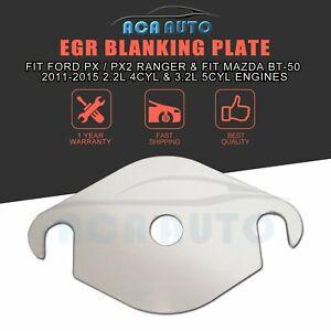 For-Ford-PX-PX2-II-Ranger-Fit-Mazda-BT-50-3-2L-TDCi-amp-2-2L-TD-EGR-Blanking-Plate