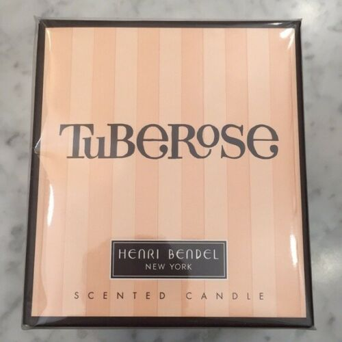 very hard to find  *RETIRED*  9.4 oz TUBEROSE Scented Candle HENRI BENDEL