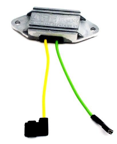 Lichtmaschine Regler Fiat 126 P new voltage regulator Elmot