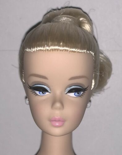 Barbie Vintage Repro Willows Collection Soda Shop NUDE Blonde Ponytail Doll NEW
