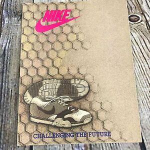 Nike-Vntg-Challenge-The-Future-Game-Footwear-Sneakers-Dealer-Brochure-Catalog