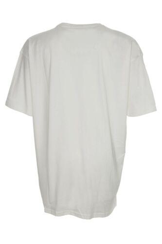 Kitaro T Shirt Homme Manches Courtes Col Rond Coton plusgröße grande taille