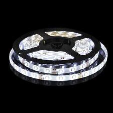 Xmas 5/10/15M SMD 3528 luz de tira flexible no impermeable cálido blanco frio