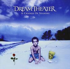 Dream Theater A Change Of Seasons CD NEW SEALED 1995
