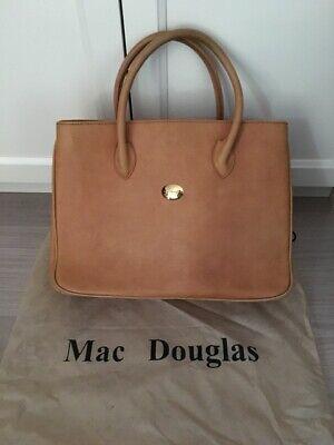 Mac Douglas Sac En Cuir De Buffle Ebay