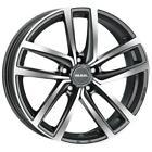 "Jantes roues Mak Dresden 17"" 7 5j Audi A4 avant 11/2007 10/2015"