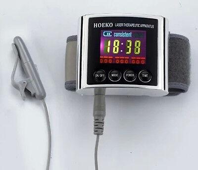 New HOEKO Wrist+Nasal Low level Laser therapeutic apparatus 650nm