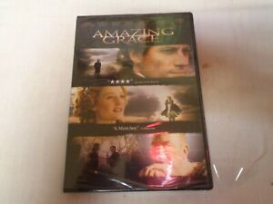 Sealed-DVD-Movie-Amazing-Grace-YS