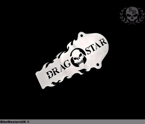 C//C STAINLESS STEEL CARDAN SHAFT COVER V-STAR 1100 YAMAHA XVS 1100 DRAG STAR