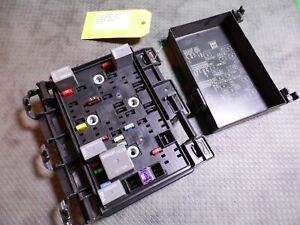 2008 PONTIAC G6 GT TRUNK MOUNTED FUSE BOX #251505 D-17 | eBay