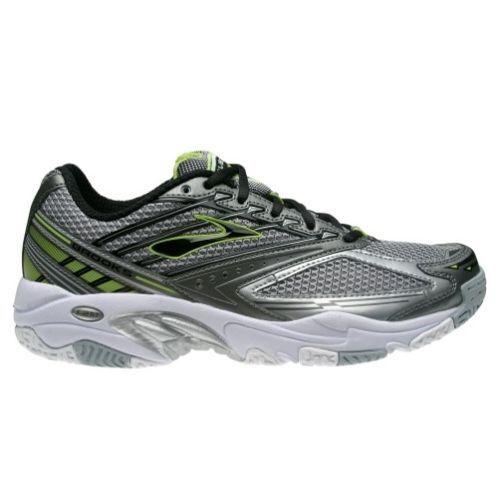 **Limited** Brooks Liberty 7 Shoe Mens Running Shoe 7 (D) (931) Metallic Titanium/Black f12547