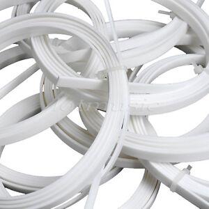 4pcs-White-Guitar-ABS-Binding-Purefling-Strips-6x1-5mm-Thick