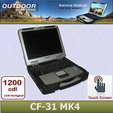 Panasonic Toughbook CF-31 MK-4 2,7 GHz Touchscreen 1200 cdl USB 3.0 UEFI Win10/7