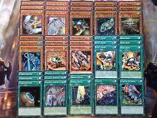 Yugioh Tournament Ready To Play B.E.S. Big Core MK-3 40 Card Deck MACR-EN032 NM