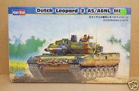 Hobbyboss 82423 Dutch Leopard 2 A5/a6nl Mbt 1/35 Scale Military Kit