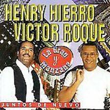 Juntos De Nuevo * by Victor Roque (CD, Jun-1999, Platano Records)