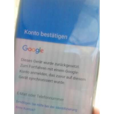 Samsung galaxy s8 o. S8plus  google account lock sperre entfernen google Konto