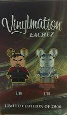"Disney Vinylmation 3"" Marvel Dr Strange Eachez Sealed Box"
