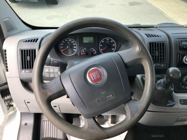 Fiat Ducato 35 2,3 JTD Ladvogn L billede 8