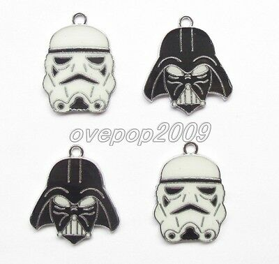 Wholesale Mixed Cartoon Metal Charms Pendants Jewelry Making Party Gifts LZ36