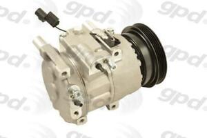 For Ford Focus A/C Compressor FS106 Groove Global Parts Distributors 6512389