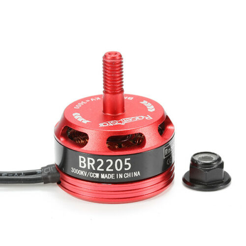 Racerstar Racing Edition 2205 BR2205 3000KV 2-4S Brushless Motor For X180 X210 X