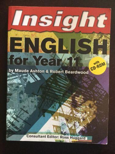 1 of 1 - English for Year 11 by Maude Ashton, Robert Beardwood (Paperback, 2006)
