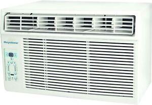 Keystone 8,000 BTU 350 Sq. Ft.  Window Air Conditioner w/ Remote