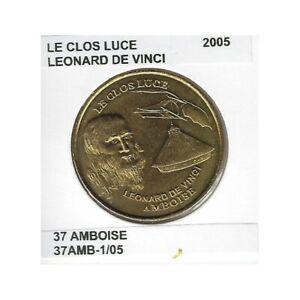 37 AMBOISE LE CLOS LUCE LEONARD DE VINCI 2005 SUP