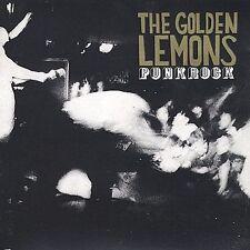 Punkrock Golden Lemons MUSIC CD