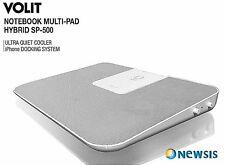 Volit Sp-500 Hybrid Multi-pad (Laptop Cooler) for 15' or Smaller Laptop
