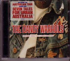 "THE DANDY WARHOLS ""Thirteen tales from urban bohemia"" 13 Track+ Bonus Disc RARE"